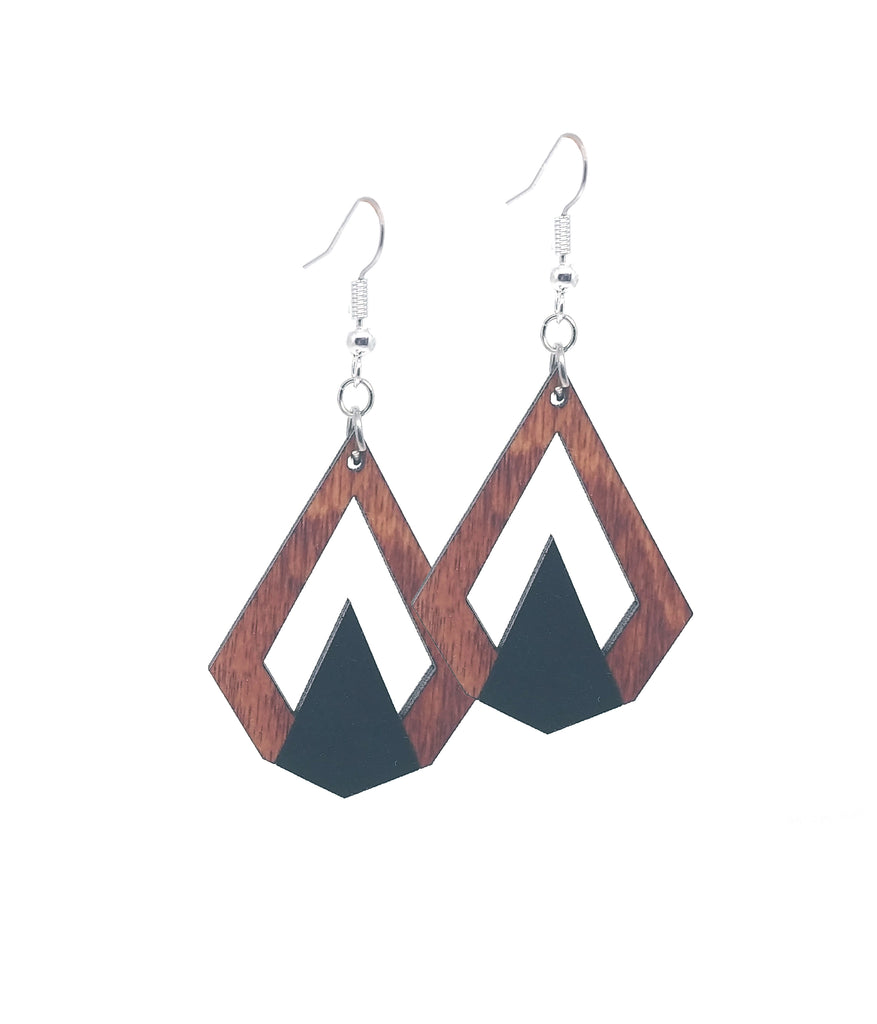 Deco Up Dangle Earrings