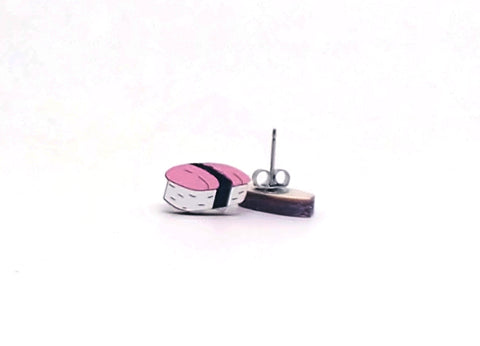 Sushi Nigiri Earrings