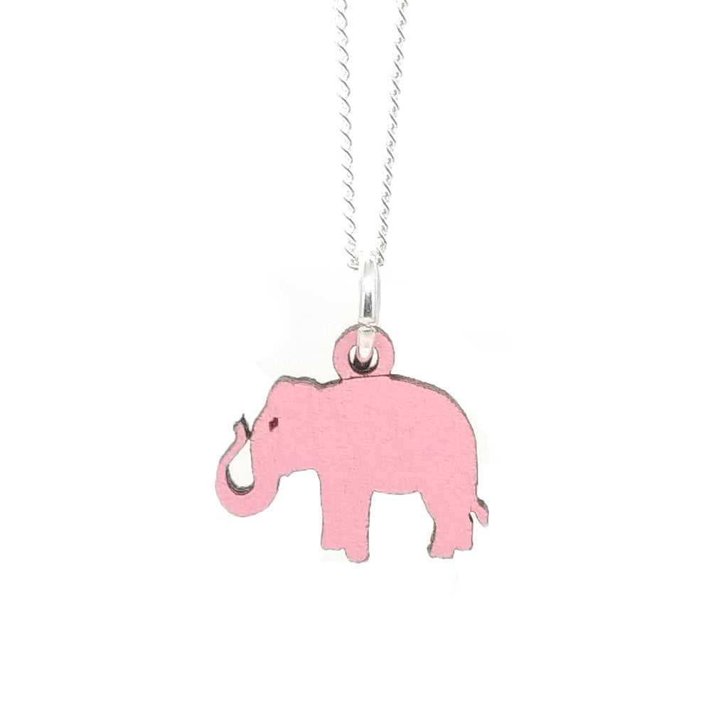Elephant Necklace - Fun Size