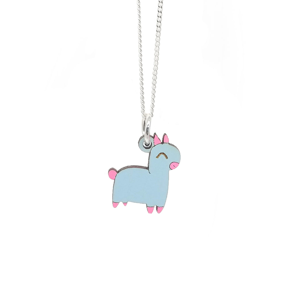 Llama Necklace - Fun Size