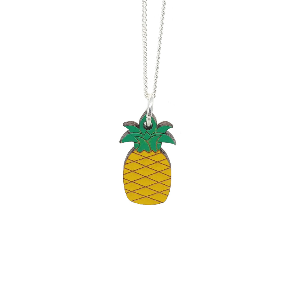 Pineapple Necklace - Fun Size