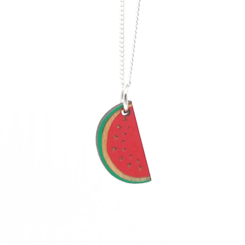 Watermelon Necklace - Fun Size