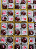 Hearts chocolates