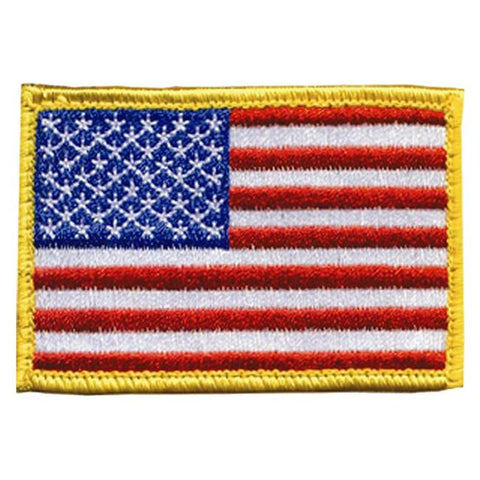 Blackhawk - AMERICAN FLAG PATCH W/ VELCRO