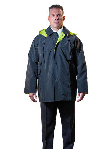 "Anchor Uniform 34"" Reversible Raincoat - Style 02231"