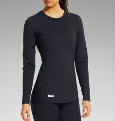 ae1265aa78f0a ... Under Armour Women's Coldgear Infrared Tactical Crew 1244397