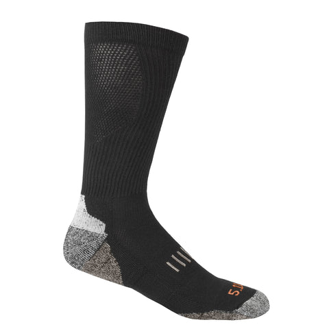 Year Round OTC Sock in Black