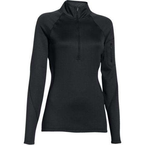 Under Armour Woman's Tac ColdGear Infrared 1/4 Zip 1271619