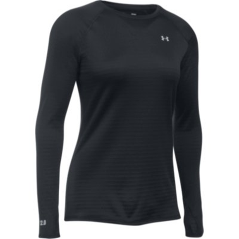 Under Armour Woman's Base 2.0 Crew 1280940
