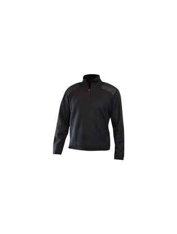 Blauer Fleece Lined Quarter Zip Sweater - Style 228