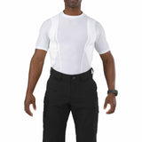 Holster Shirt in White