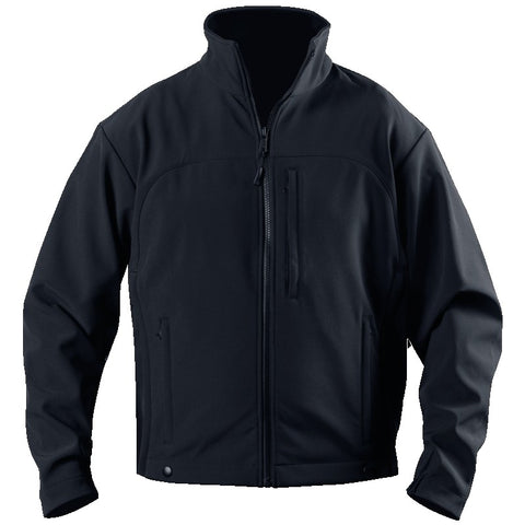 Blauer Softshell Fleece Jacket Black- Style 4660