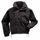 5-in-1 Jacket in Black