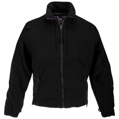 Tactical Fleece in Black