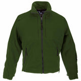 Tactical Fleece in Sheriff Green