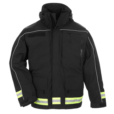 Responder Parka - Men's in Black