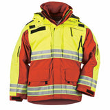 Responder Hi-Vis Parka - Men's in Range Red
