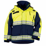 Responder Hi-Vis Parka - Men's in Dark Navy