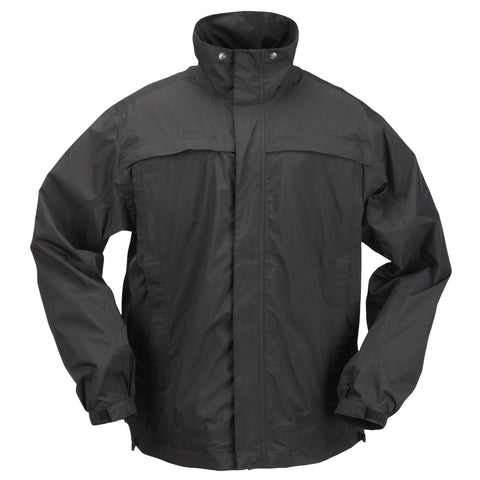 TacDry Rain Shell in Black