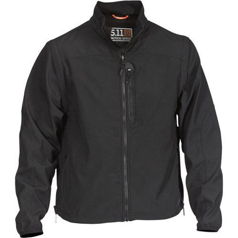 5.11 Tactical Valiant Soft Shell Jacket - Style 48167