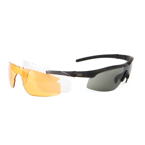 Replacement Lenses for Raid Eyewear in Ballistic Orange