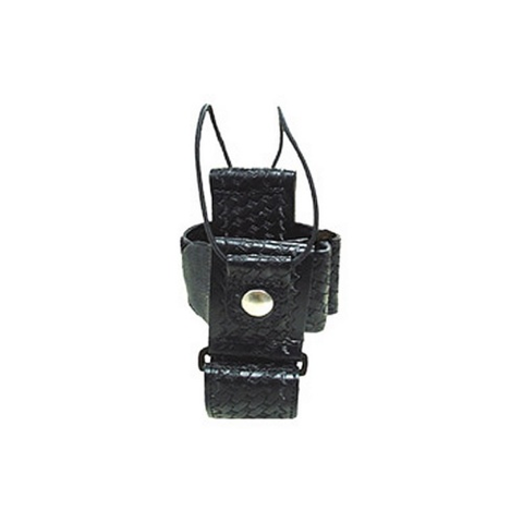 BOSTON LEATHER - SUPER ADJUSTABLE RADIO HOLDER 5610-1
