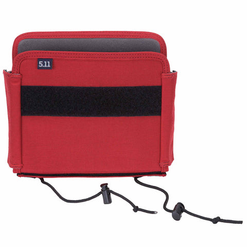TPO II  (Large pocket organizer) in Fire Red