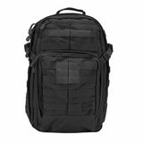 RUSH 12 Backpack in Black