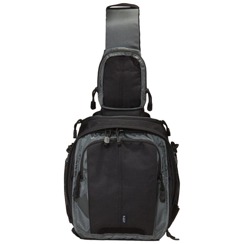 COVRT Z.A.P. 6 (Zone Assault Pack) in Asphalt / Black