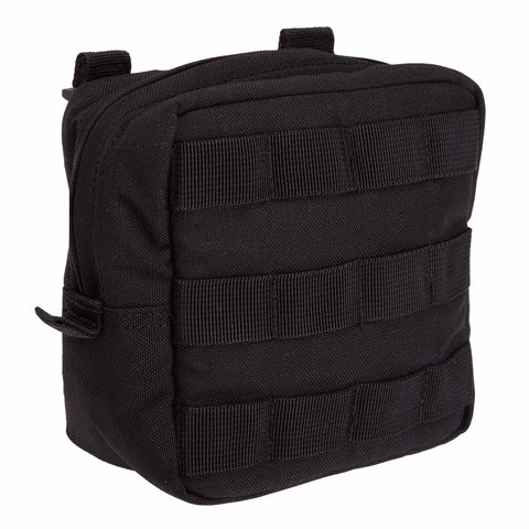 6.6 Padded Pouch in Black