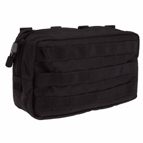 10.6 Pouch (Horizontal) in Black