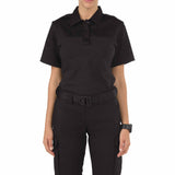 Women's S/S PDU Rapid Shirt in Black