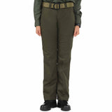 Women's PDU Class A Twill Pant in Sheriff Green