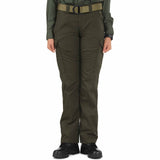 Women's PDU Class B Twill Cargo Pant in Sheriff Green