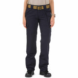 5.11 Tactical Pant - Women's in Fire Navy