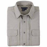 5.11 Tactical Shirt - Short Sleeve, Cotton in Sage