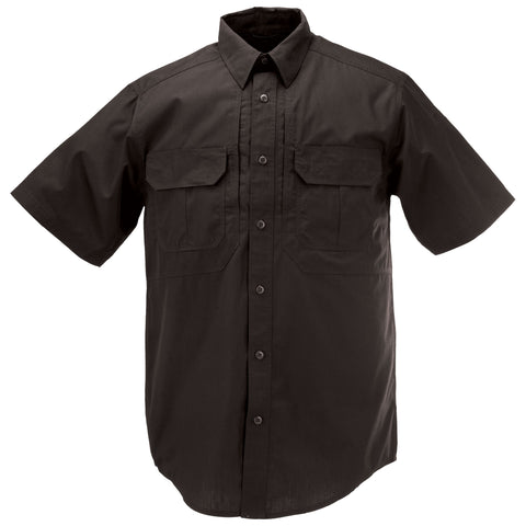 Taclite Pro Short Sleeve Shirt in Black