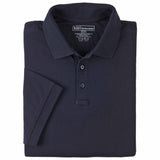 Men's S/S Tactical Polo - Jersey in Dark Navy