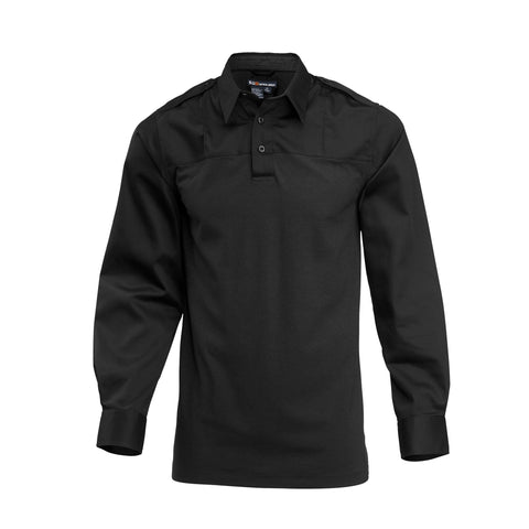 Men's L/S PDU Rapid Shirt in Black