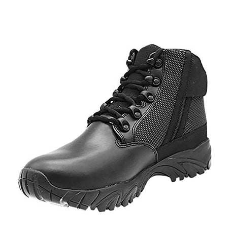 "Altai 6"" Side Zip Duty Boot Style MFT100-ZS"