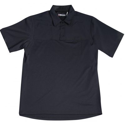 BLAUER FLEXRS SHORT SLEEVE NAVY ARMORSKIN BASE SHIRT - STYLE 8362