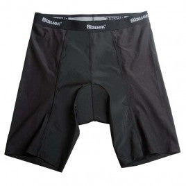 BLAUER PADDED COMPRESSION BIKE SHORTS COLOR: BLACK- STYLE 8843