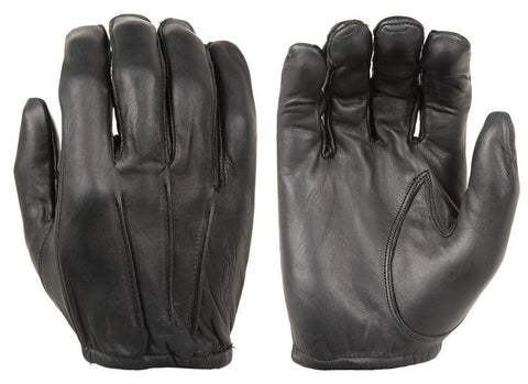 Damascus Unlined Leather Gloves w/ Short Cuff - Style DM-D20P