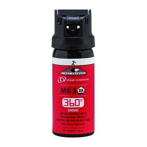 Defense Technology 360 .2% MK-3 Stream OC Aerosol - Style DT-5439