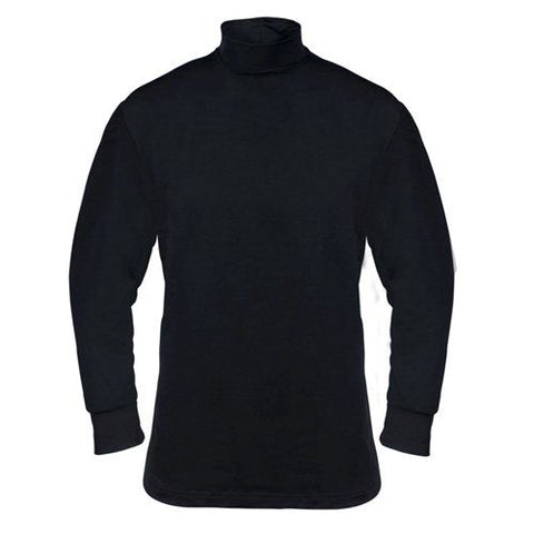 Elbeco UFX Base Layer Black Mock T-Neck - Style ELB-8920
