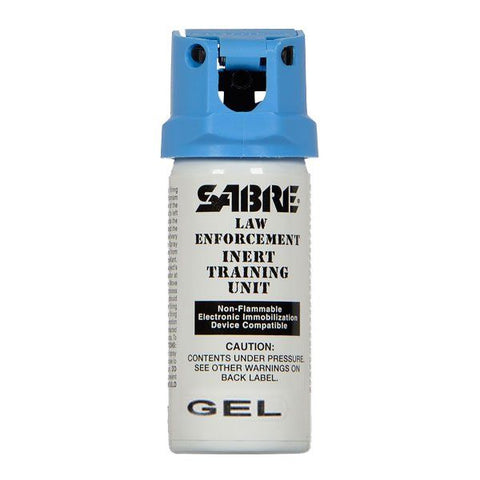 Sabre 1.4 oz MK-2 Gel Inert Training Unit - SR-50CFT10-GEL