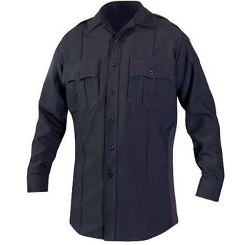 BLAUER  LS RAYON BLEND SUPERSHIRT COLOR -DARK NAVY - STYLE 8906