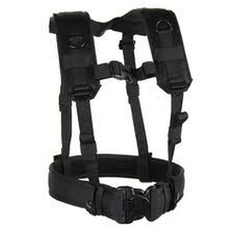 Blackhawk - Load Bearing Suspenders & Military Gear Harness BH-35LBS1BK