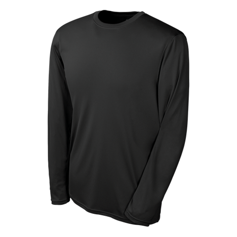 Champion Tactical TAC 26 Double Dry Long Sleeve Tee-Style CHM-TAC26