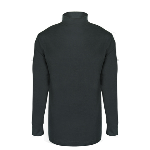 Elbeco Base Layer Navy Mock Turtleneck- Style ELB-8600